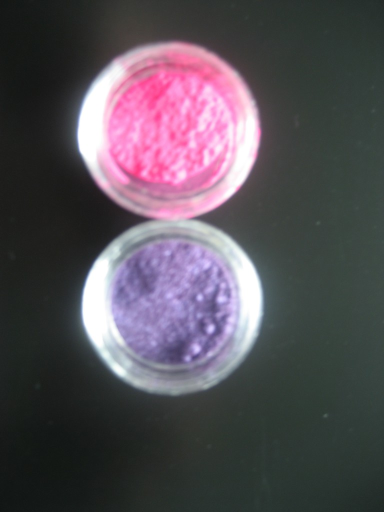 Ayria Pink & Purple Pigments