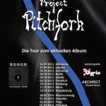 Project Pitchfork, Ayria, Architect Tour 2014